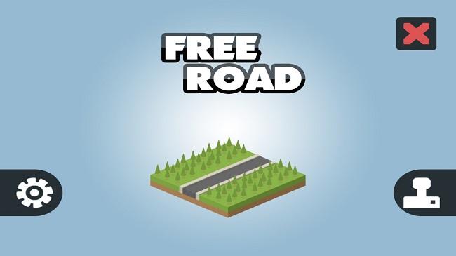 Free road-1